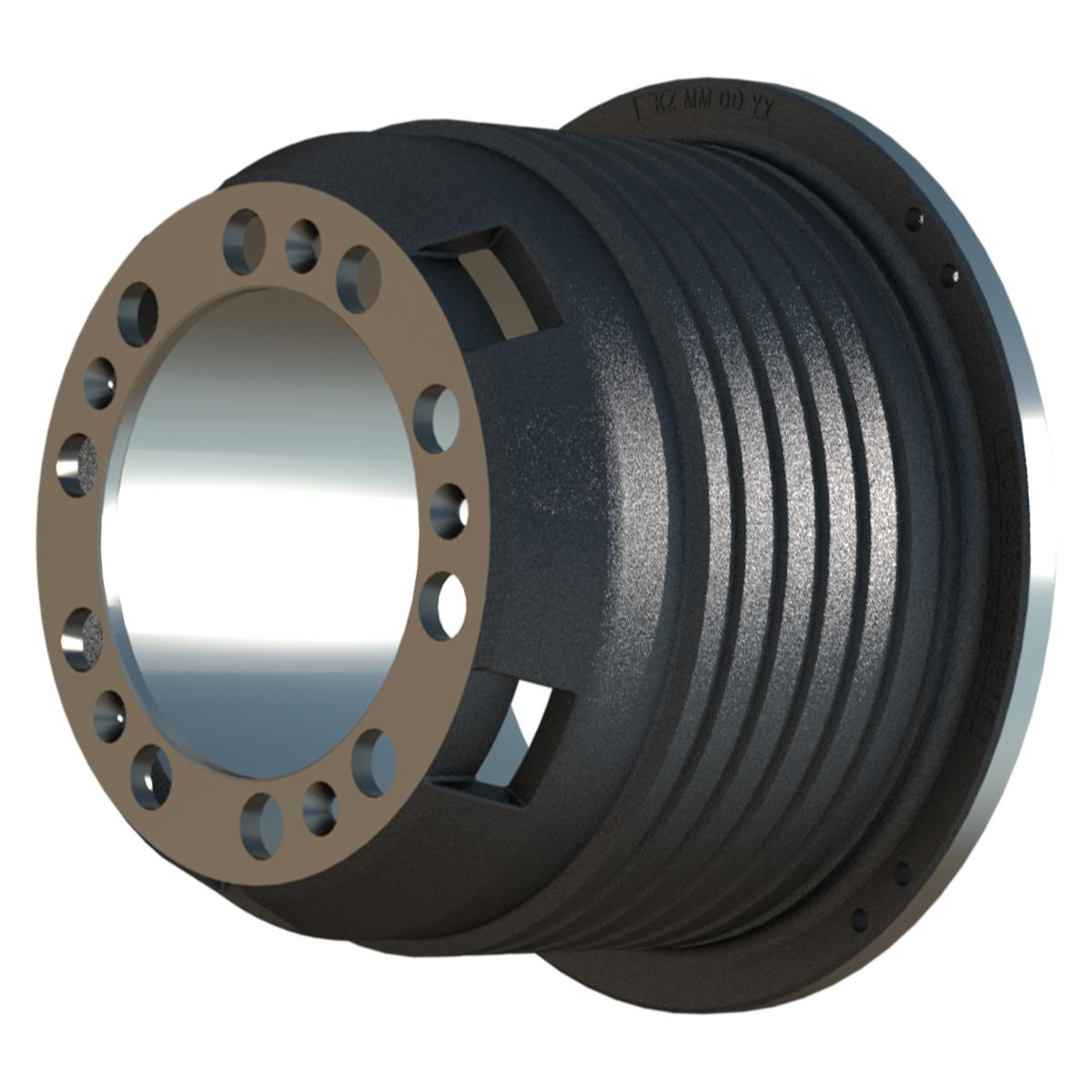 KIC Transit Brake Drums
